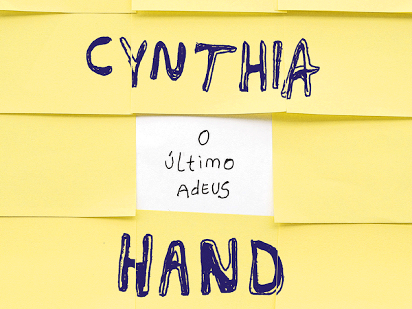 [Resenha] O ultimo Adeus,Cynthia Hand