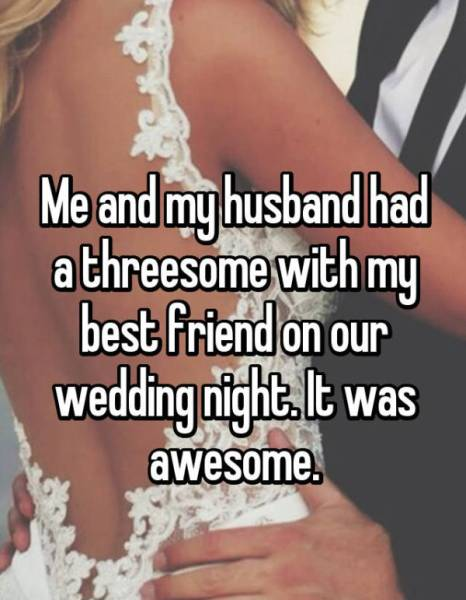 Women share stories about their first wedding night and what went sometimes things dont go they way you think they should women share stories about their first wedding night junglespirit Image collections