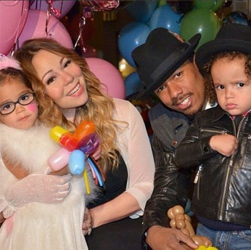 Nick Cannon, Celebrity Couples, Mariah Carey family,