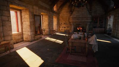 Dining room by PolarNecromorph