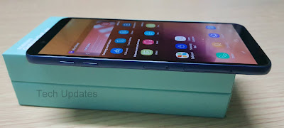 Samsung Galaxy On8 Unboxing & Photo Gallery