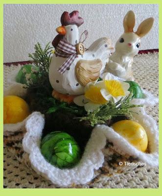 Osterkörbchen DIY