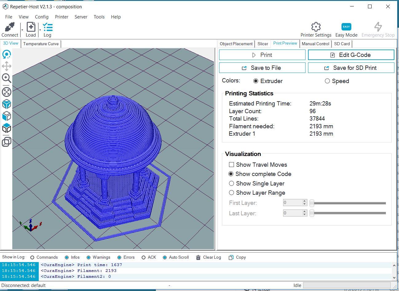 DIY 3D Printing: January 2019
