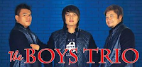 The Boys Trio - Tung so tarlupahon