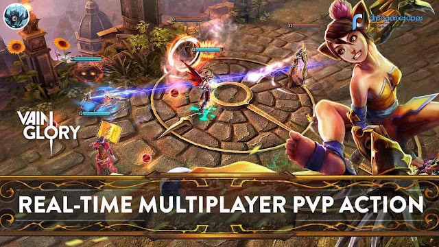 Vainglory MOD APK Latest Updated