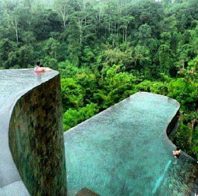 Ubud Bali Hanging Garden Yang Wajib Dikunjungi