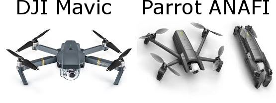 Science Engineering & Sustainability: Drone battle: Parrot