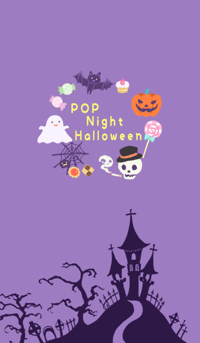 POP Night Halloween