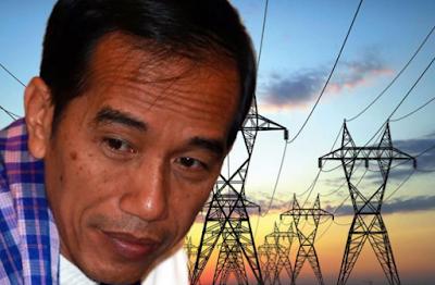Bulan Depan Listrik Naik Lagi, Rakyat Kecewa dengan Jokowi
