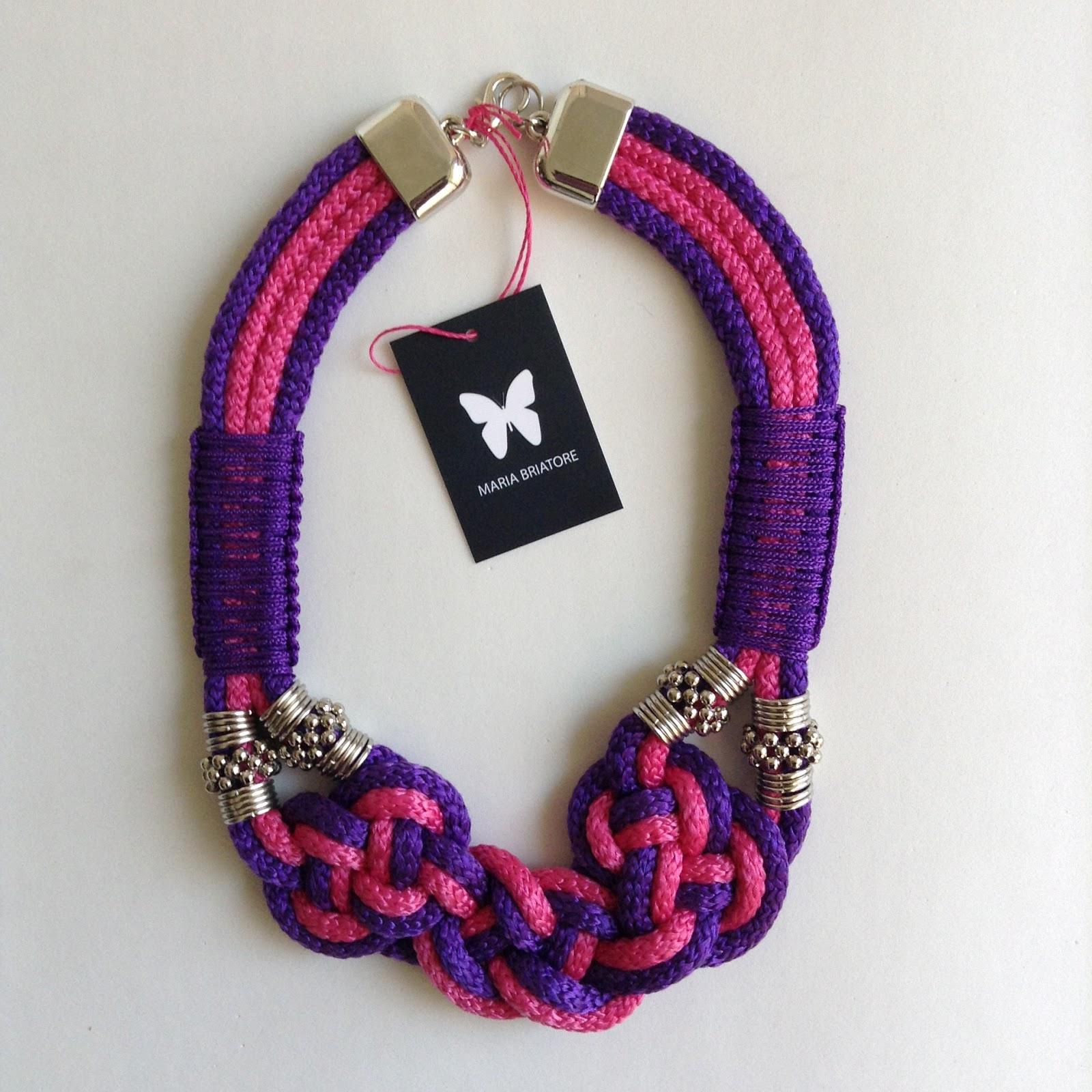 Maria Briatore accesorios de diseño con impronta artística: Stardoll Estudio: Blog de belleza y moda Argentina