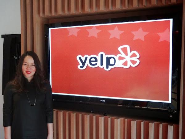 Yelp新興市場副總裁Miriam Warren。郭芝榕攝影