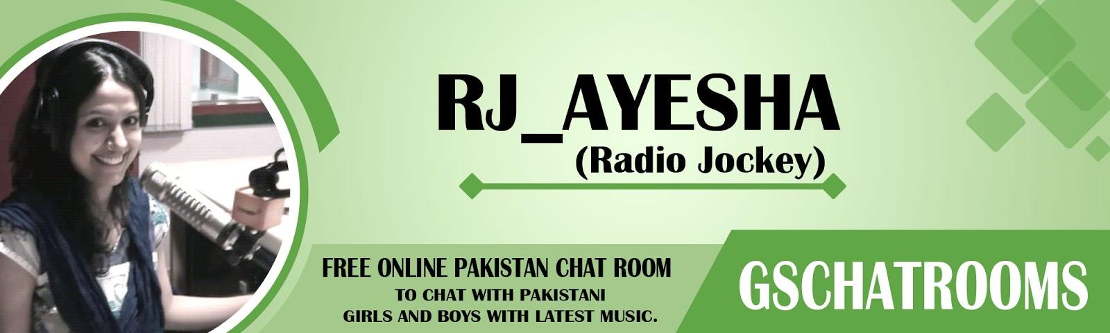 Pakistani Chat Room
