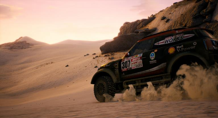 Dakar 18 pc full español