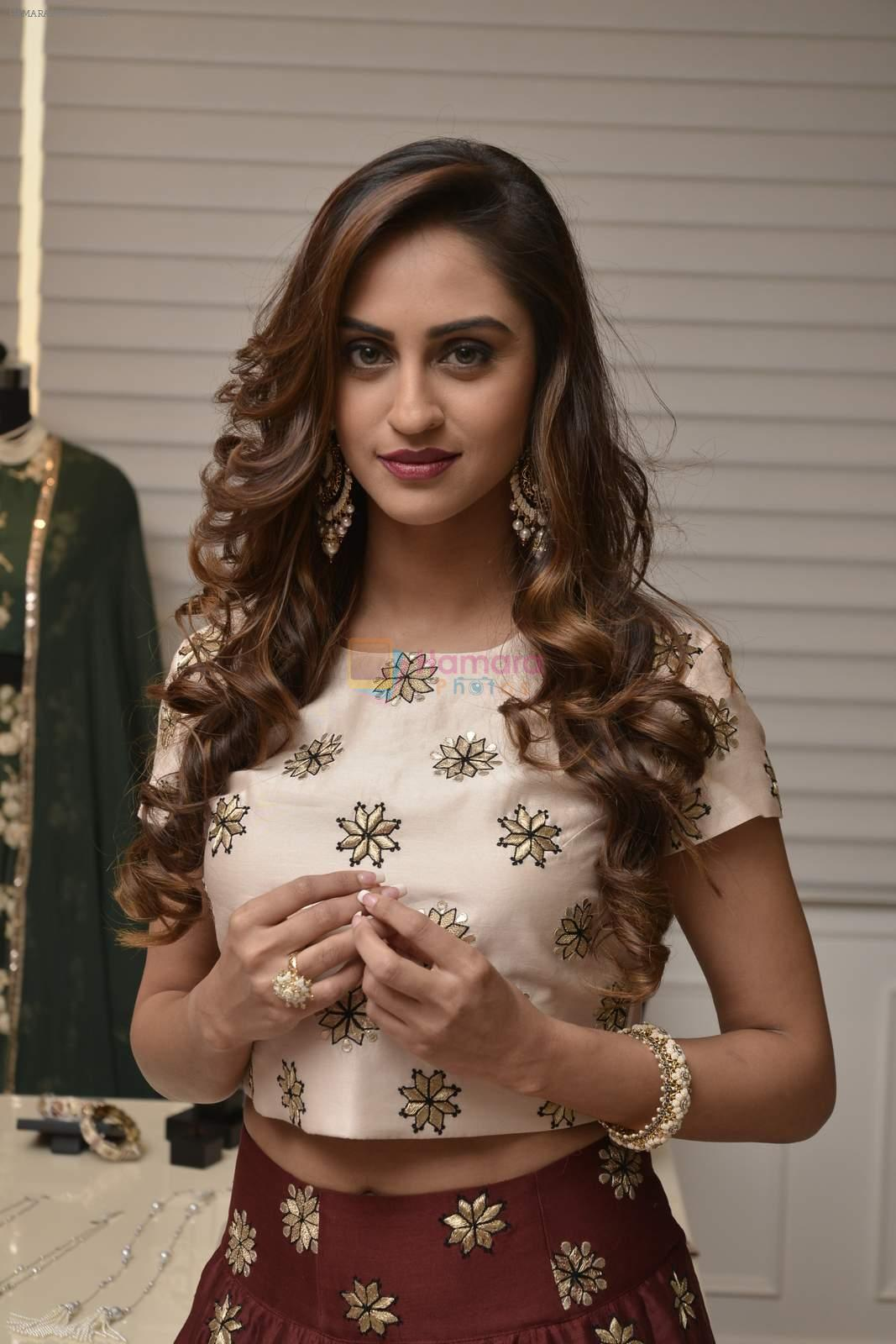 Tv Actress Krystle Dsouza Hairstyles