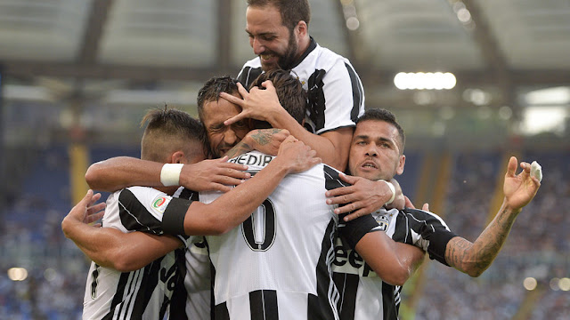 Lazio - Juventus 0-1 Gol di Khedira