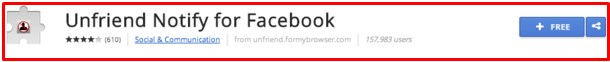 how to see who has unfriended you on facebook timeline