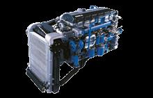 Động cơ xe trộn Hyundai hd270