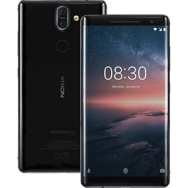 سعر جوال Nokia 8 sirocco فى عروض الجوالات من مكتبة جرير