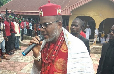 """How IPOB Members Stopped Soldiers From Entering My House"" – Nnamdi Kanu"