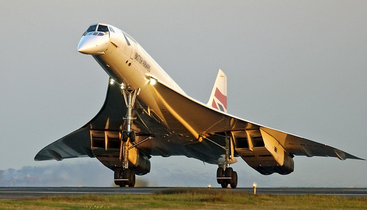 25 Ekim 1986 Concorde İstanbul'da