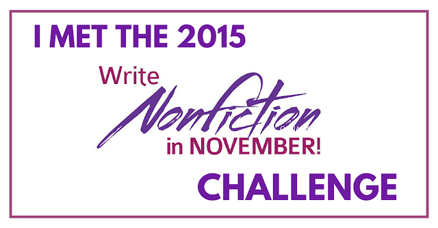 November Challenges: What happened during the challenges #NaNoWriMo #WNFIN #PiBoIdMo