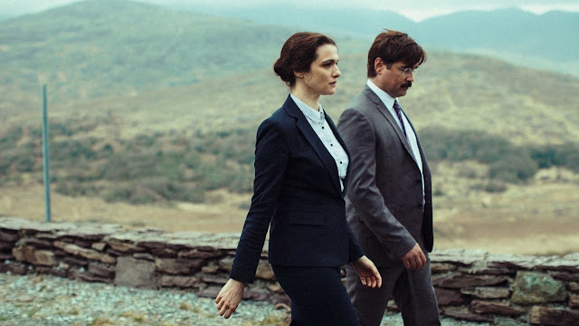 VIFF 2015 | Colin Farrell Rachel Weisz | The Lobster