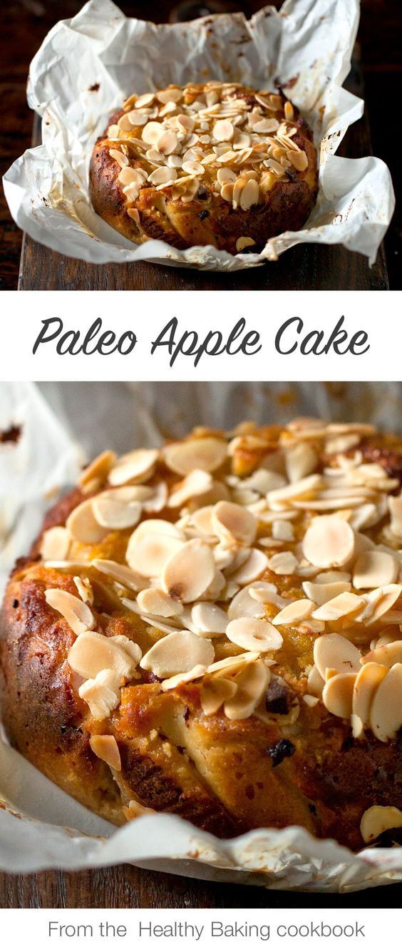 Delicious Paleo Apple Cake