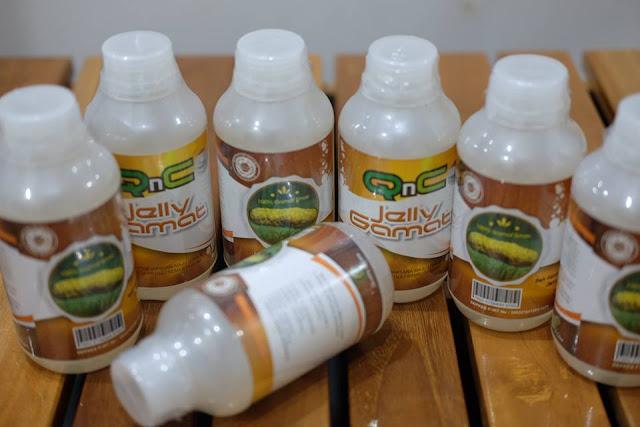Manfaat QnC Jelly Gamat Untuk Kulit Dan Kesehatan Lainnya