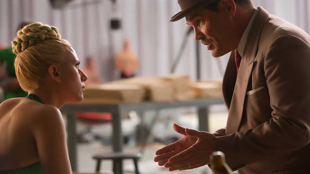 Scarlett Johansson Josh Brolin Joel & Ethan Coen | Hail, Caesar!