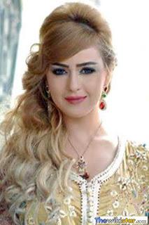 خولة بنعمران (Khawla Benamrane)، مغنية مغريبة