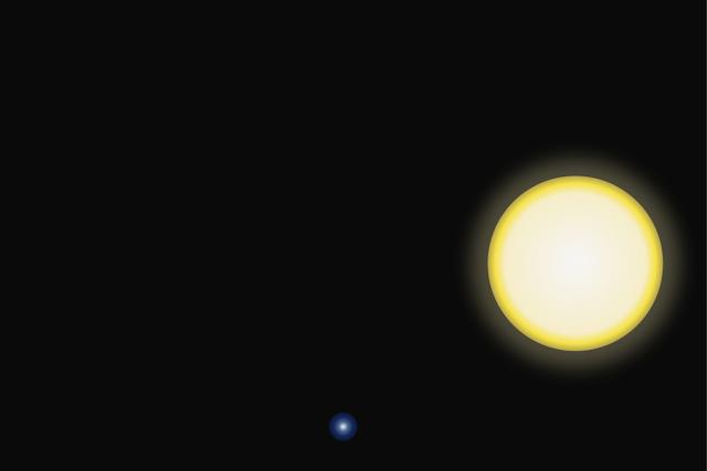 سرنوشت پایانی خورشید: کوتوله سیاه!