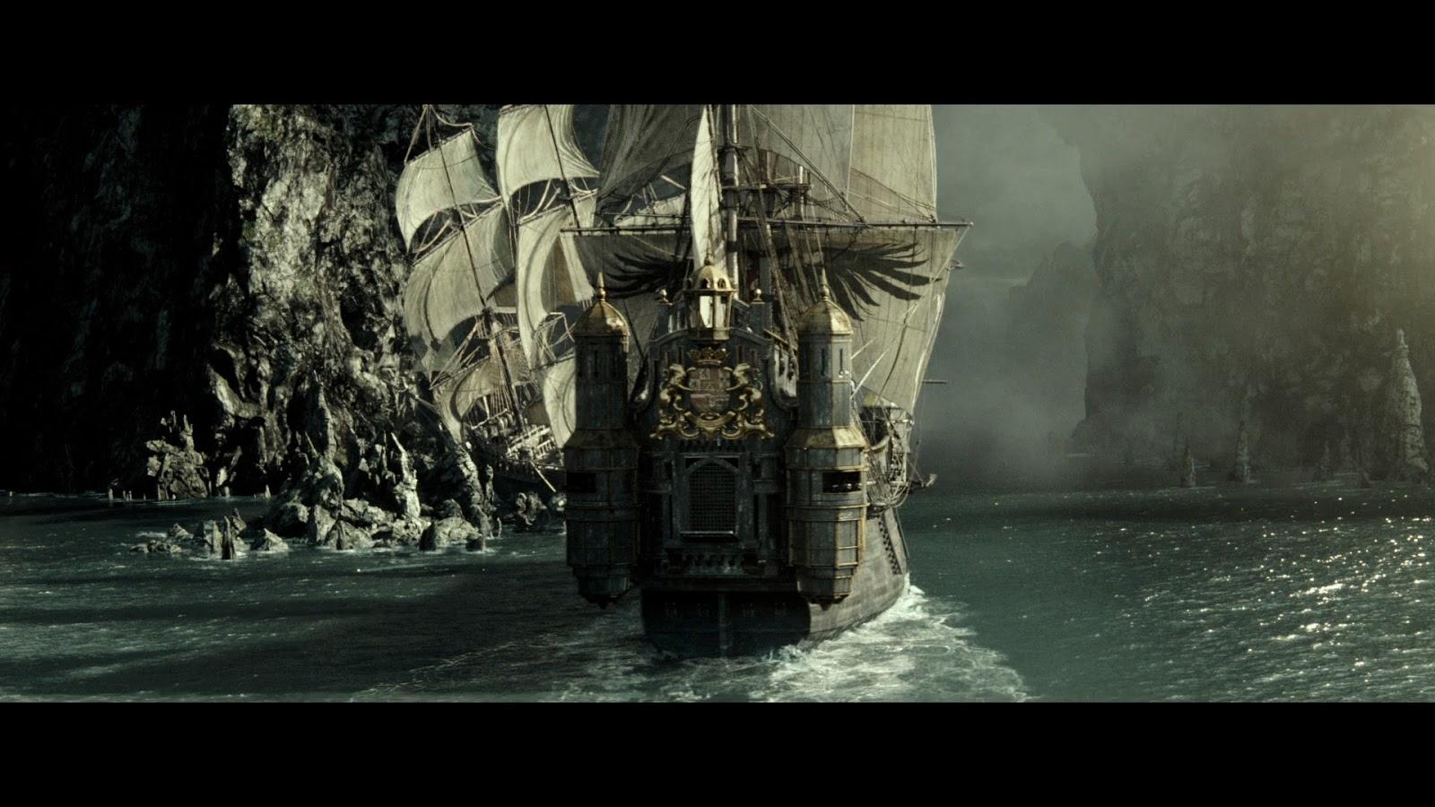 Piratas del Caribe 5: La venganza de Salazar (2017) Full HD 1080p Español Latino - Castellano - Ingles Captura 4
