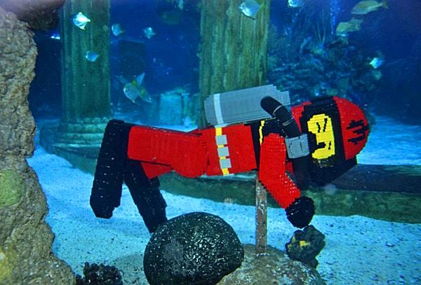 Legoland SeaLife Aquarium Johor