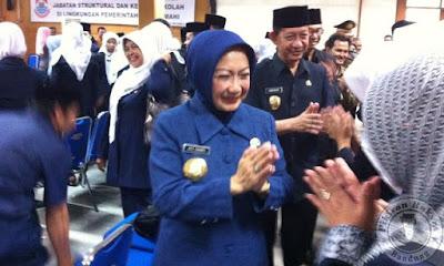 Walikota Cimahi Jadi Tersangka Kasus Korupsi