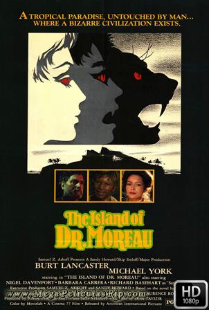 La Isla Del Doctor Moreau (1977) [1080p] [Latino-Ingles] [MEGA]