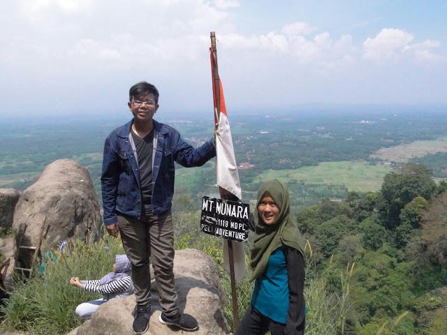 Wisata Gunung Munara Bogor