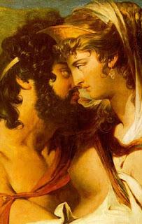 Hera y Zeus. Amor y odio