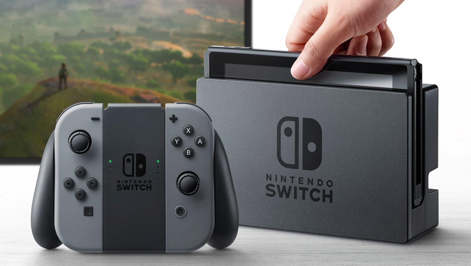 Nintendo habla: El dock no raya la pantalla de Switch y su desaparición de la tienda es por producción