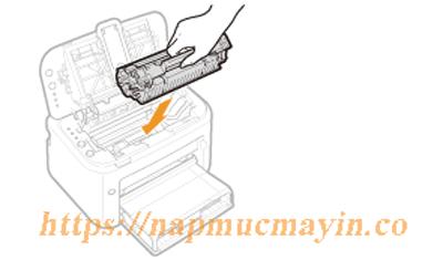 Cách thay mực máy in Canon LBP 6230DN 15