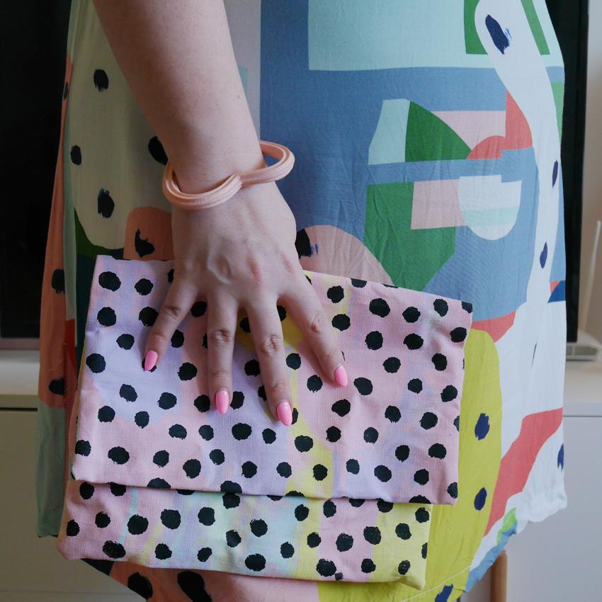 Fashion Hayley Pop Art At Home