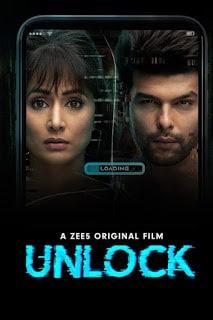 Unlock 2020 WebRip 720p Hindi x264 AAC ESub