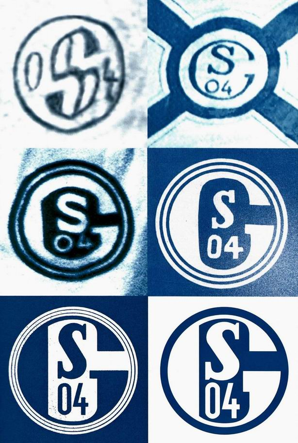Schalke 04 Logos
