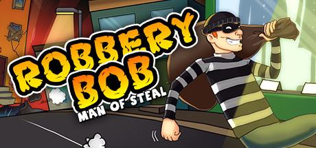 Review game robbery bob - melangkah pelan dan ambil barangnya