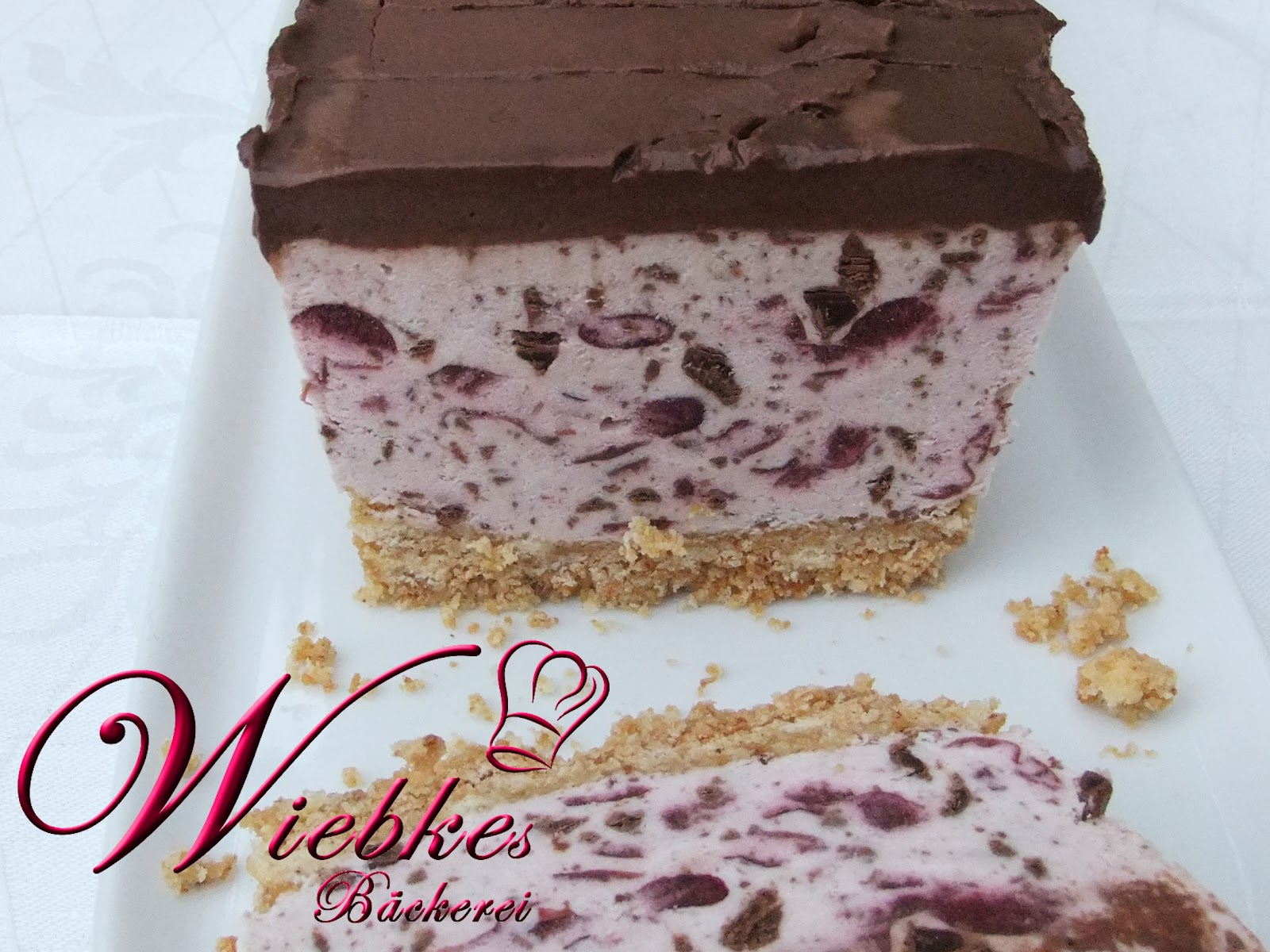 Wiebkes Backerei Stracciatella Kuchen