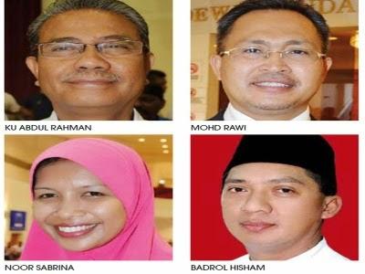 Exco Kedah 2015 Terkini