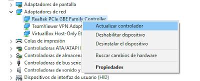 Drivers para adaptadores USB WiFi con chipset Realtek
