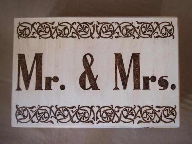 skrzynka na ślub