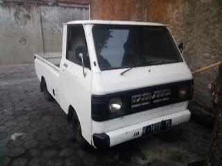 Jual Daihatsu Hijet Wide 55 Tahun 1978