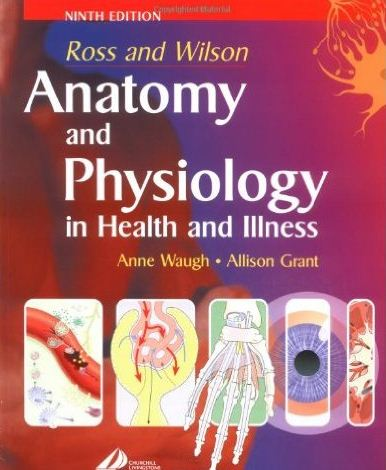 Books Center: Ross and wilson Anatomy and Physiology Text Book pdf ...
