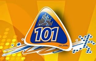 Rádio 101 FM de Lages SC ao vivo pela net